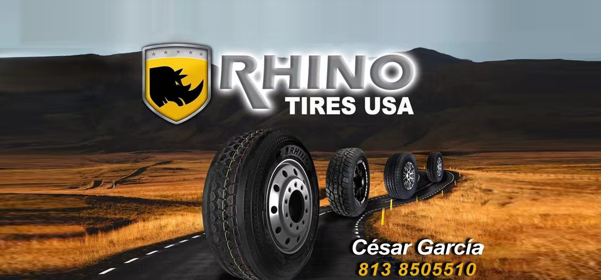 Rhino tire USA LLC