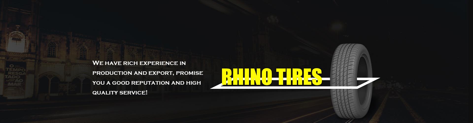 Rhino PCR Tire
