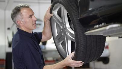 You've Got a Flat Tire, Now What?